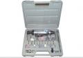 Kit esmerilhadeira reparo pneus - kit completo com ferramentas e acessórios para reparo.