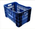 Caixa plástica agrícola -  caixa plástica conhecida como caixa agrícola.