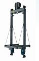 Sistema modular WCF - são projetados para limites de cargas .