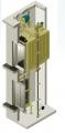 Linha MRL W - A nova gama de ascensores completos sem casa das máquinas.