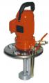 Bombas de tinta - Tem como finalidade bombear tinta do balde ao conjunto impressor da máquina de uma forma contínua com vazão e pressão ideais.