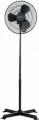 """Ventilador com 50 cm/20"""" de diâmetro e aro metálico"""