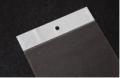 Solda Transversal: possibilita fazer uma divisória no saco.