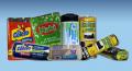 Linha exportação - empresa preparada para desenvolver e exportar grandes volumes de produtos como sacos para lixo e sacolas.