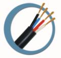 Flexível Cabelflex PP - são indicados para utilização nas ligações de aparelhos eletrodomésticos.