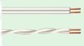 Cordões Cofiflex 300V - de ótima aparência, são recomendados para ligações visíveis.