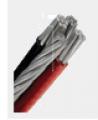 Cabo de Alumínio Multiplexado 0,6/1 kV - Isolação XLPE 90º - composto termofixo extrudado à base de polietileno.