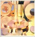 Bobinas, chapas, placas e tiras de cobre e latão - geradores, trasformadores, barras para ducto, contatos, componentes de rádio e etc.
