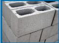Bloco de concreto - oferecemos blocos para aplicação aparente, com superfície lisa .