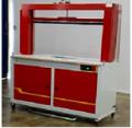 TP 701P - máquina automática para arqueação PP.