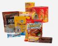 Embalagens Laminadas -  a laminação é oferecida em diversas estruturas.
