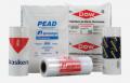 Sacarias de polietileno - sacos valvulados são produzidos em PEBD/PEDL, por coextrusoras de última geração, com até 8 cores.