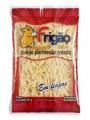 Queijo Parmesão - queijo de textura mais dura, ideal para acompanhar massas.