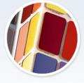 Papéis para laminados decorativos - papéis destinados a fabricação de laminados plásticos de alta e baixa pressão.