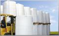 Contentores flexíveis - Os tecidos de polipropileno para contentores flexíveis destinam-se à confecção de embalagens (big bags) para o acondicionamento de produtos sólidos, em pó, granulados, líquidos ou pastosos.
