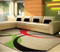 Coleção Artistik - são tapetes laváveis e de fácil manutenção.