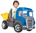 Truck a Pedal