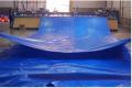 Lona Forte é um sofisticado tecido plástico revestido de Polietileno de alta e baixa densidade.
