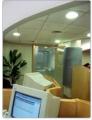 Sonex roc - permite em sua instalação um acabamento estético discreto.