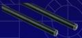 Tubos de PVC Flexíveis da Azulplast  são utilizados como capa protetora de chicotes elétricos.