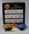 Kit construindo modelos de aminoácidos e proteínas .