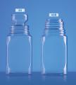 Linha de frascos - frascos com diâmetros e volumes distintos (de 30 a 500ml).