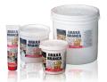 Graxa branca - formuladas à base de PTFE e silicone.