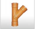 Tubos em PEAD para coleta de esgoto - nova opção para a condução de esgotos sanitários.