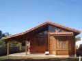 Casas de Madeira pre-fabricadas 01