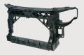 Suporte frontal do radiador - ele substitui as estruturas de metal soldado, reduzindo o número de subcomponentes