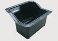Caixa suporte da bateria - é uma peça estrutural de grande soilicitação em termos de propriedades mecânicas e químicas.