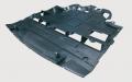 Placa de proteção do motor - o resfriamento do motor, protegendo-o contra o impacto e a corrosão.