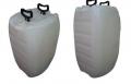 Embalagem 50 litros, para produtos diversos, produzida na cor natural.