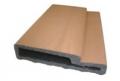 Madeira  plástica - é  um material semelhante à madeira e que é fabricado a partir da reciclagem de vários tipos de plástico.