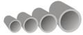 Tubos de concreto com 1 tela - Ca1