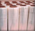 Filme STRETCH (esticável p/paletização) - produzido com Polietileno de BDL é um filme multicamada.