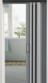 Portas sanfonadas em PVC - portas premier da Vitesse além de super versáteis são perfeitas para qualquer ambiente.