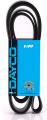 Correias Poly-V - flexibilidade para um uso em polias de pequeno diâmetro