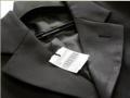 Tag têxtil - utilizado para identificar e controlar processos industriais em tecelagens.