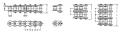 Correntes de Rolos Normas ANSI / ASA B 29.1