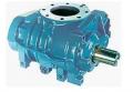 Compressores  parafuso - são projetados para vazões volumétricas de 70 até 3180 m³/h e pressões de descarga de até 13 bar.