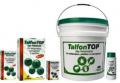 Talfon TOP - É indicado para a pecuária no combate a piolhos e carrapatos de aves, pulgas e carrapatos dos outros animais domésticos.