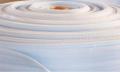 Mantas de PEBD (Polietileno Expandido de Baixa Densidade) Joongbo, atuam como isolante acústico, térmico e impermeável.