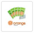 Agulhas envelope com 10un. Espessura 70/10 Marca Orange Mod. HA