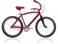 Style Hireser Beach - seu quadro MTB em alumínio traz leveza à bicicleta e melhor desempenho.