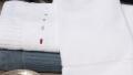Toalhas mais encorpadas e com medidas generosas, confeccionadas em puro algodão de fibra longa, com alto poder de absorção.