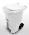 Linha hospitalar são fabricados para garantir o transporte e armazenamento seguro do lixo.