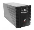 Nobreak Ampla Energy é bivolt automático na entrada e conta com tecnologia DSP (Processador Digital de Sinais) que oferece alto desempenho e forma de onda senoidal pura.