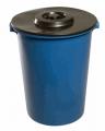 Cesto versátil 100 L  - a  linha de utensílios domésticos Atena, tem o objetivo de oferecer produtos duráveis e práticos