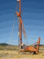 Modelo BS CFA 1842 poderá perfurar até 25 m de profundidade a um diâmetro máximo de 800 mm.